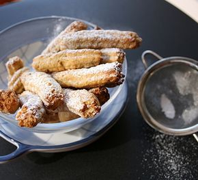 Biscotti integrali (senza zucchero)