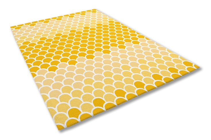 HOT SPRINGS OMBRE WOVEN RUG | Designer Rugs by Xavier&Me