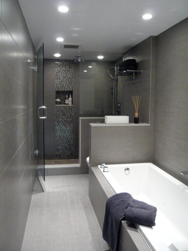 Stylish Modern Bathroom Idea 124
