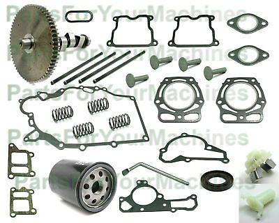 Riding Mowers 177021: Repair Kit For John Deere Tractors 425 And 445, Kawasaki Engine Fd620d, Brand New -> BUY IT NOW ONLY: $295 on eBay!
