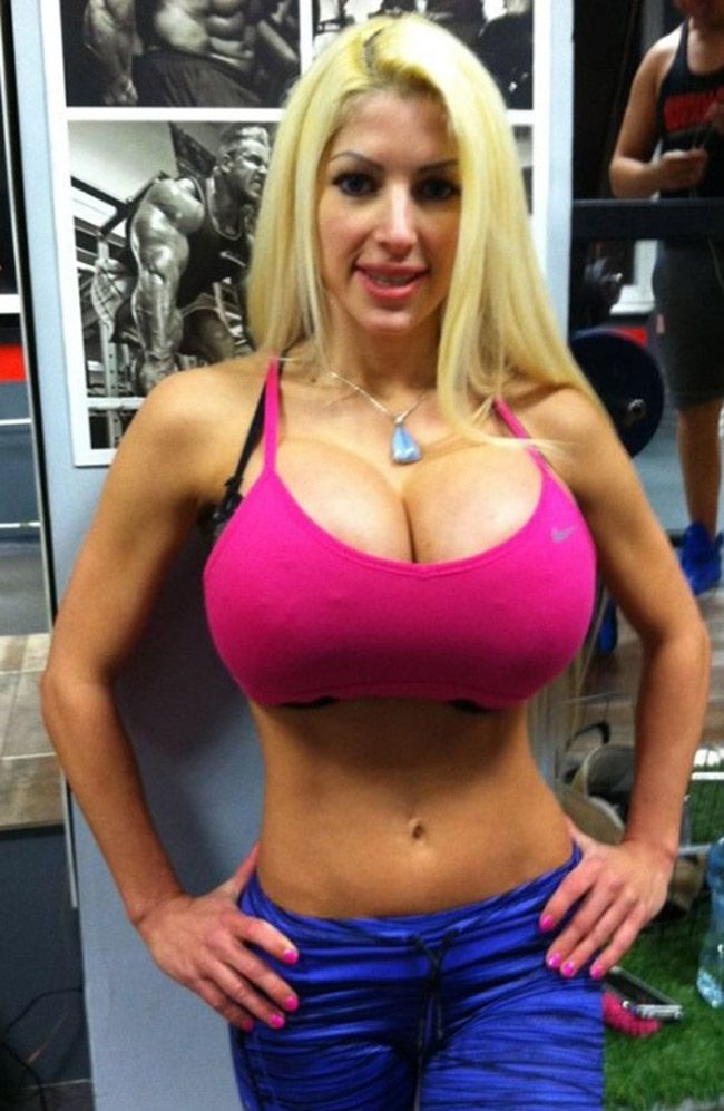 Real breast augmentation