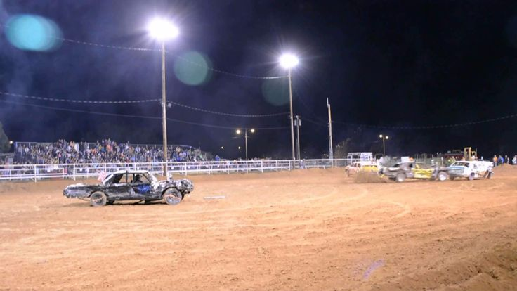 Get your tickets for the 2017 Demolition Derby for Nephi Utah! Voted best in state, you'll have a ...