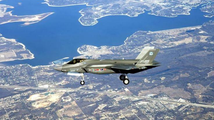 F 35 Lightning