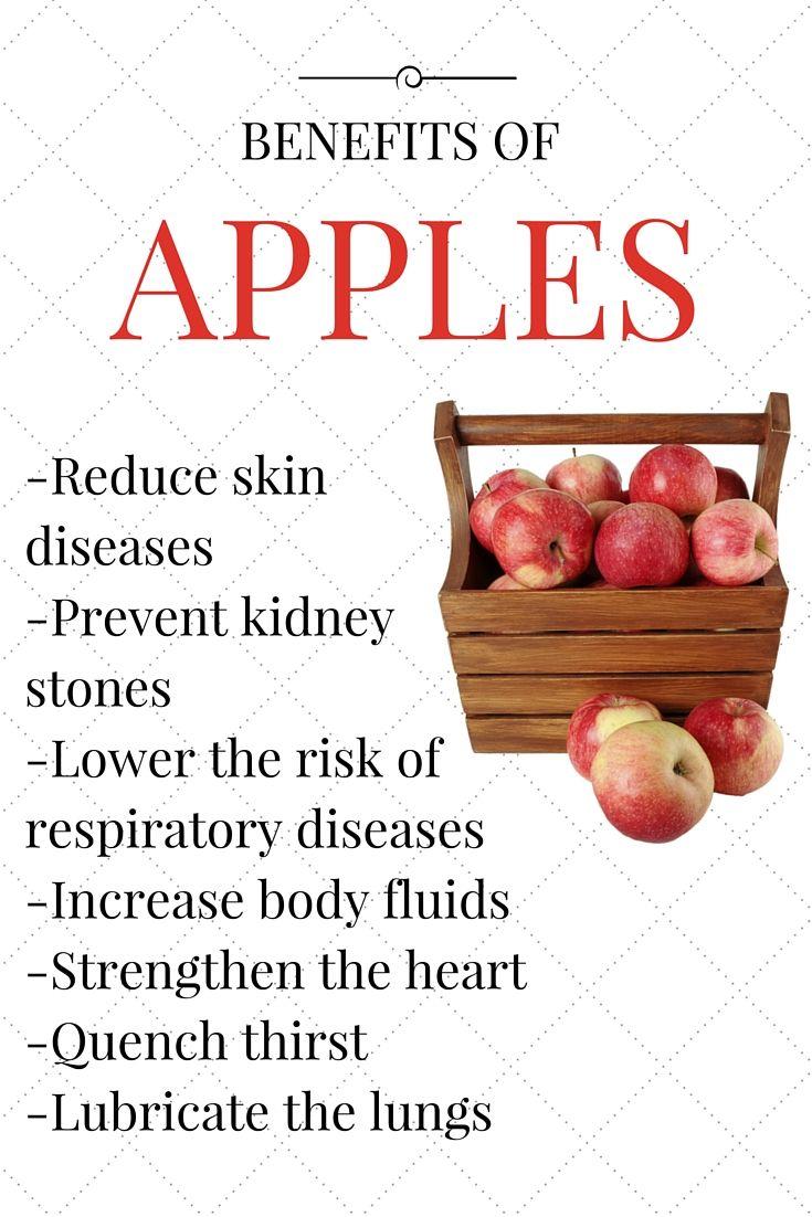 health benefits of apples #plantbased #diet #health