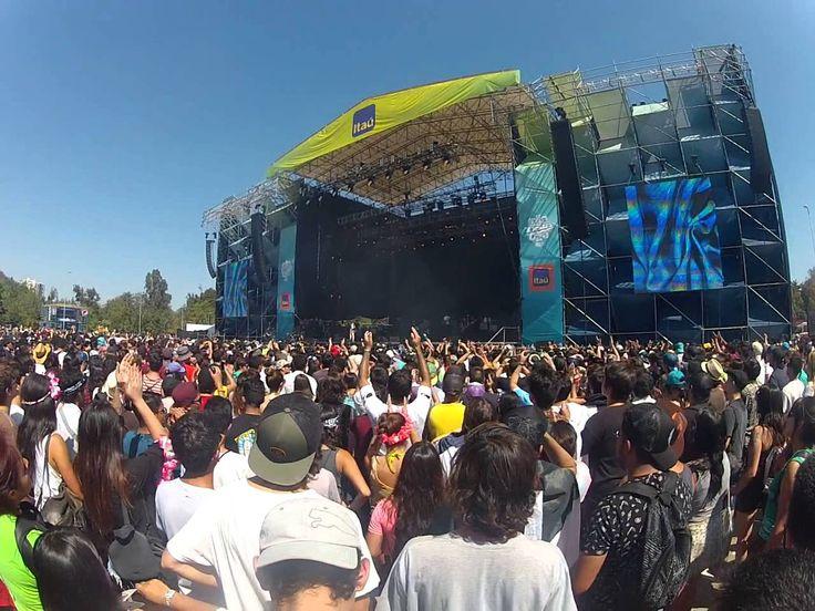 Deshoras - Babasonicos  (Lollapalooza Chile 2016)