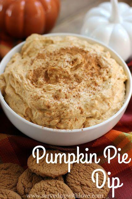 1000+ ideas about Pumpkin Pie Dip on Pinterest | Pumpkin ...