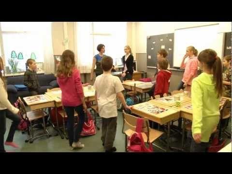 Liikuntaseikkailun liikuntavinkki: Kertotaulut muistissa - YouTube