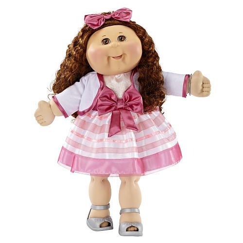 FAO Schwarz Cabbage Patch Doll 30th Anniversray 20 inch Collector ...