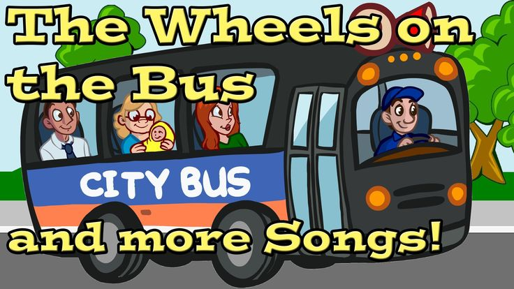 The Wheels on the Bus & More Kid Songs | Nursery Rhymes Collection for Kids