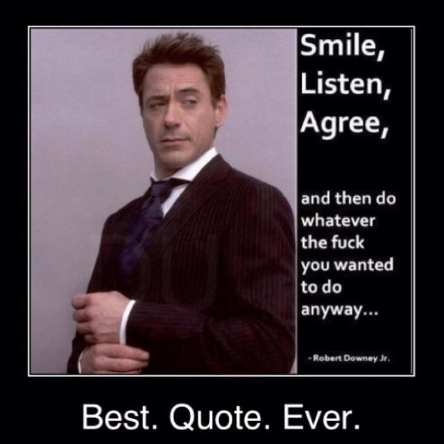Well said...well said!