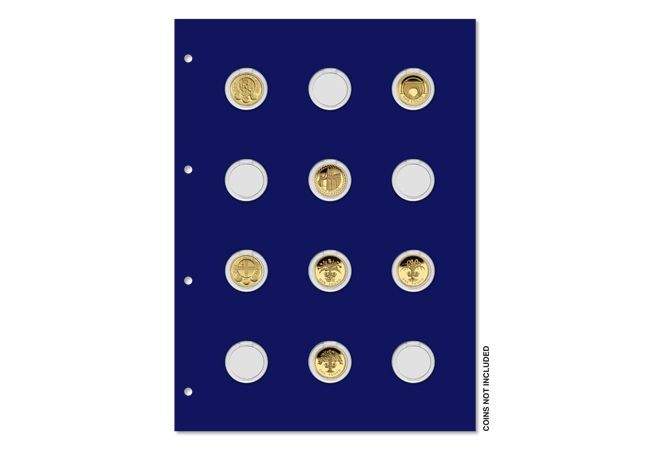 Change Checker Prestige £1 Collector Page