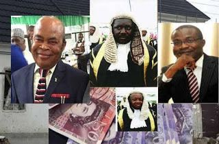 National Judicial Council suspends 7 senior judges accused of corruption   Whatsapp / Call 2349034421467 or 2348063807769 For Lovablevibes Music Promotion   The National Judicial Council NJC has suspended seven senior judges arrested on October 7th by the State Security Service over allegations of corrupt practices. The judicial body had initially refused to suspend the accused judges but resolved to suspend them after the councils meeting which took place between yesterday November 2nd and…