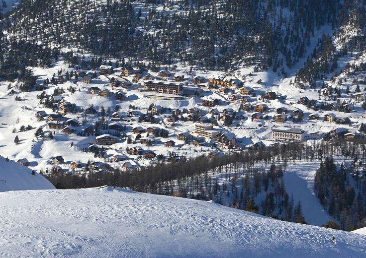 Les 87 meilleures images du tableau hiver winter hautes alpes sur pinterest alpes hiver - Montgenevre office tourisme ...