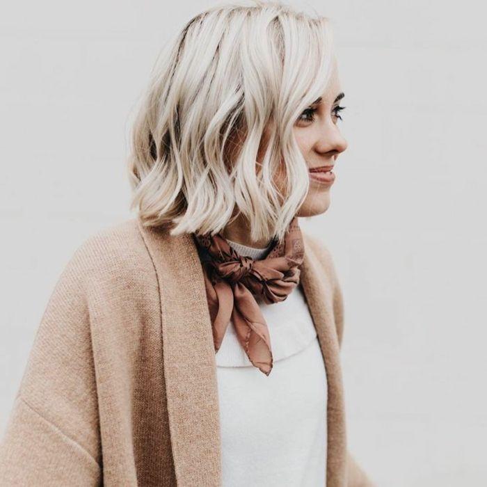 1001 Ideen Zum Thema Welche Frisur Passt Zu Mir Schal Frisuren Lassige Frisuren Styling Kurzes Haar