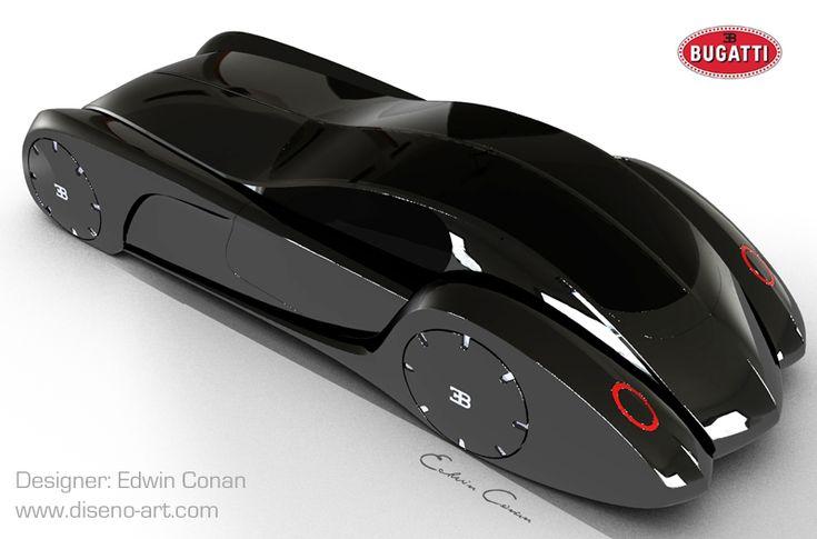 2009 Bugatti Type 57 Evoluzione concept