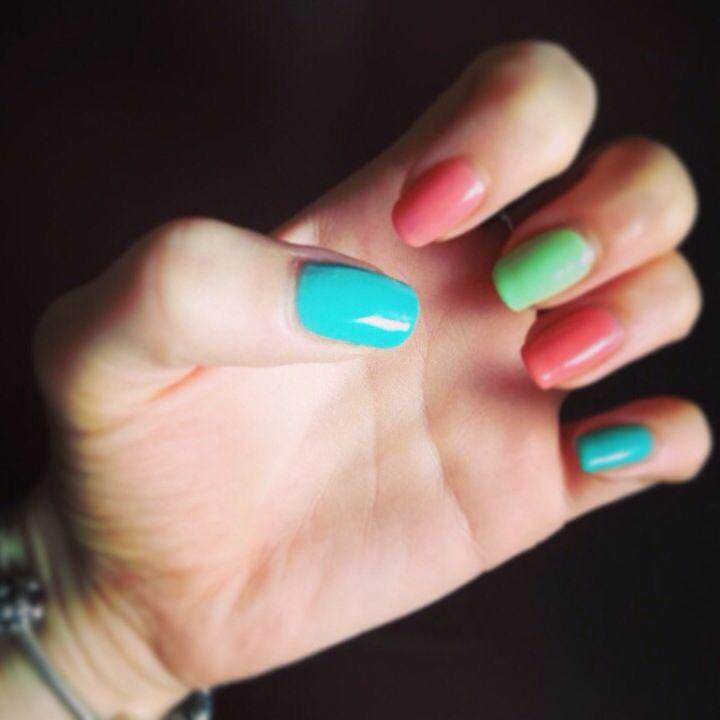 #manicure #calgel #colour #natural #nails #gel www.fresh-skincare.co.uk