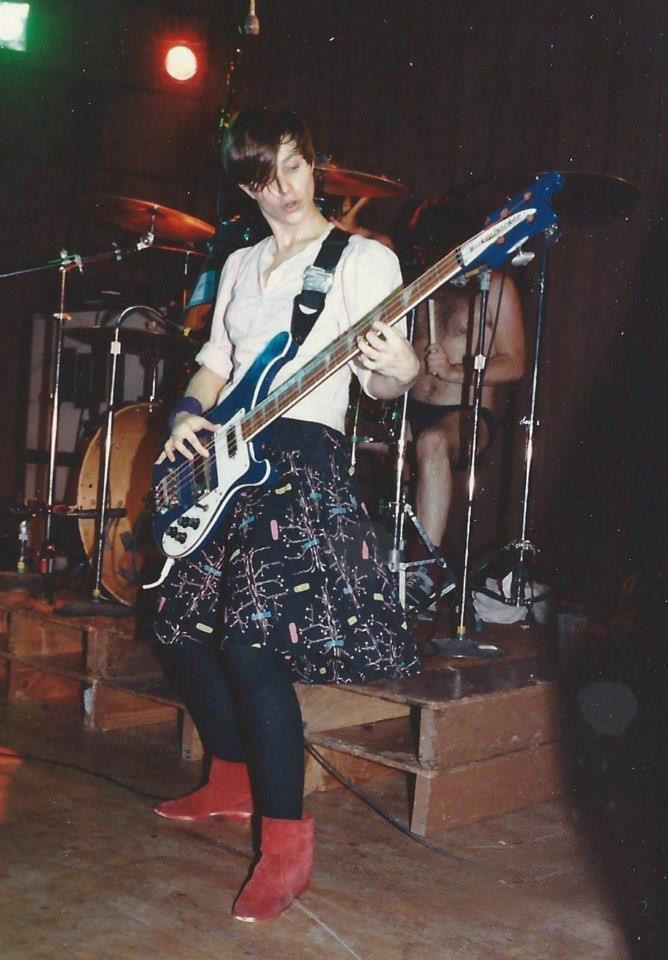 Kira Roessler, Black Flag 1984 - Seattle | Punk ...