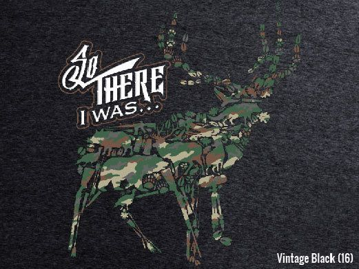 So There I Was.... Hunting Bottle Breacher T-Shirt