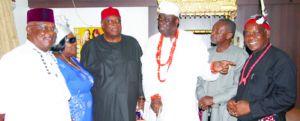XCLUSIF4U  : Oba Of Lagos Meets Ohaneze Ndigbo Leaders