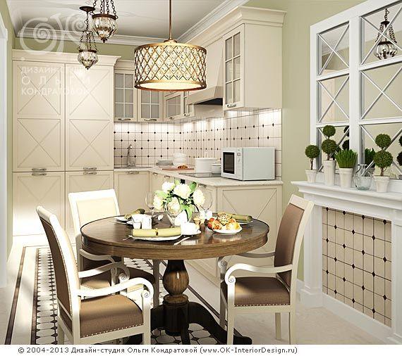 3d дизайн кухни