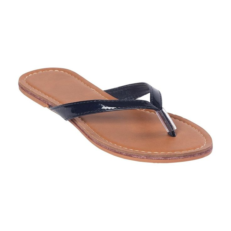 Wet Seal Womens Hello Pu Flip Flop  You Can Get More -2879