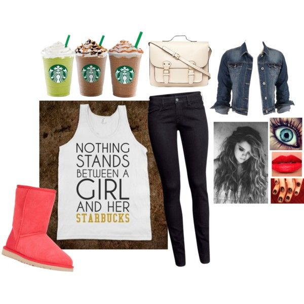 """Common White Girl"" by sydeve on Polyvore"