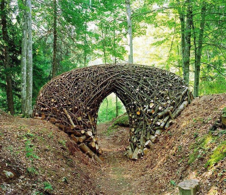 Branches Installation by Bob Verschueren.