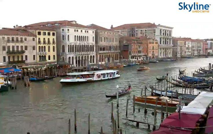 Live Cam Venice - Grand Canal