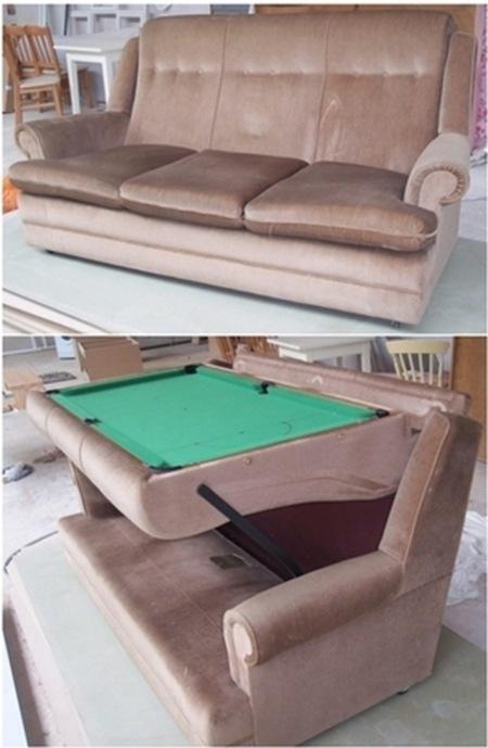 Retro Pool Table Couch Neat Bat Game Room Idea - Sofa For Game Room Goodca Sofa