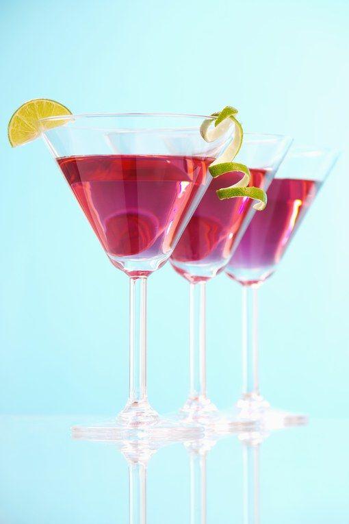 Cocktail US cranberries et au vermouth, voir la recette du cocktail US cranberries vermouth© CMCL'abus d'alcool est dangereux pour la santé...