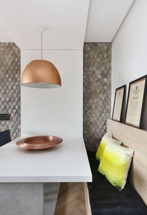 Charme e conforto em apartamento de 57 m² |  ❥Hobby&Decor | Instagram.com/hobbydecor | #hobbydecor #decor #arquitetura