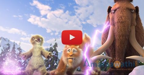 WATCH - Ice Age: Collision Course Trailer 2
