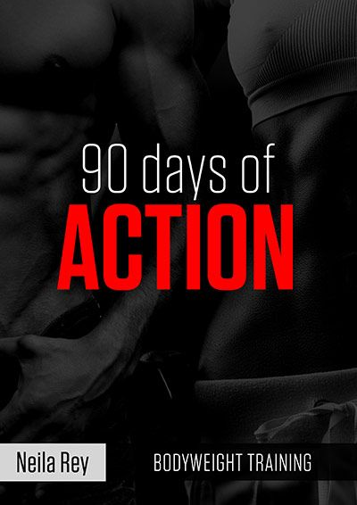 90 Days of Action - January through early april
