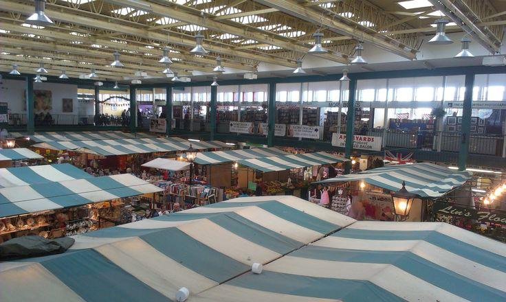 Shrewsbury Market Hall in Shrewsbury, Shropshire