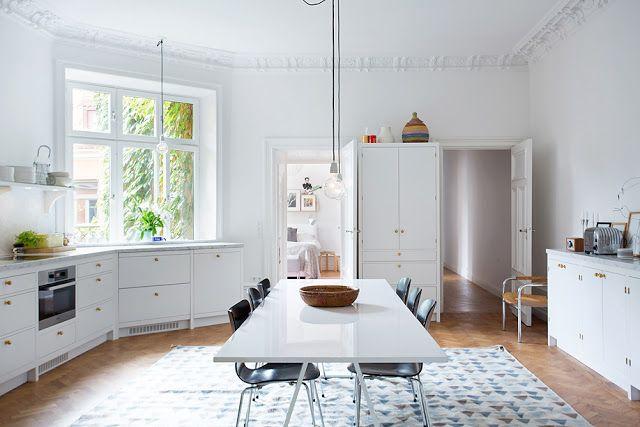 seventeendoors: dream apartment at Mariatorget!