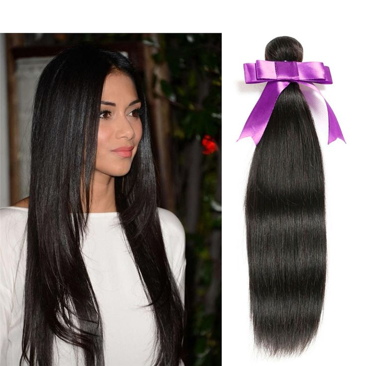 8A rosa hair products brazilian virgin hair single bundle 1 bundle of brazilian straight hair unprocessed brazilian human hair >>> Click on the image for additional details.