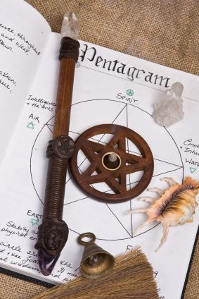 Lots of good information about our Pentagram, our Pentacle and Hexagram