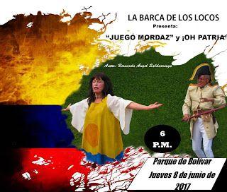"""GRUPO DE TEATRO """"LA BARCA DE LOS LOCOS"""": El Grupo de Teatro """"La Barca de los Locos"""" se pres..."""