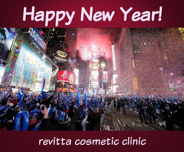 ‪#‎HappyNewYear‬ from ‪#‎RevittaCosmeticClinic‬ | http://www.revitta.com