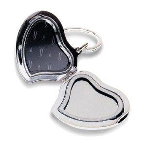 Brelok serce ze zdjęciem - Trafiony prezent