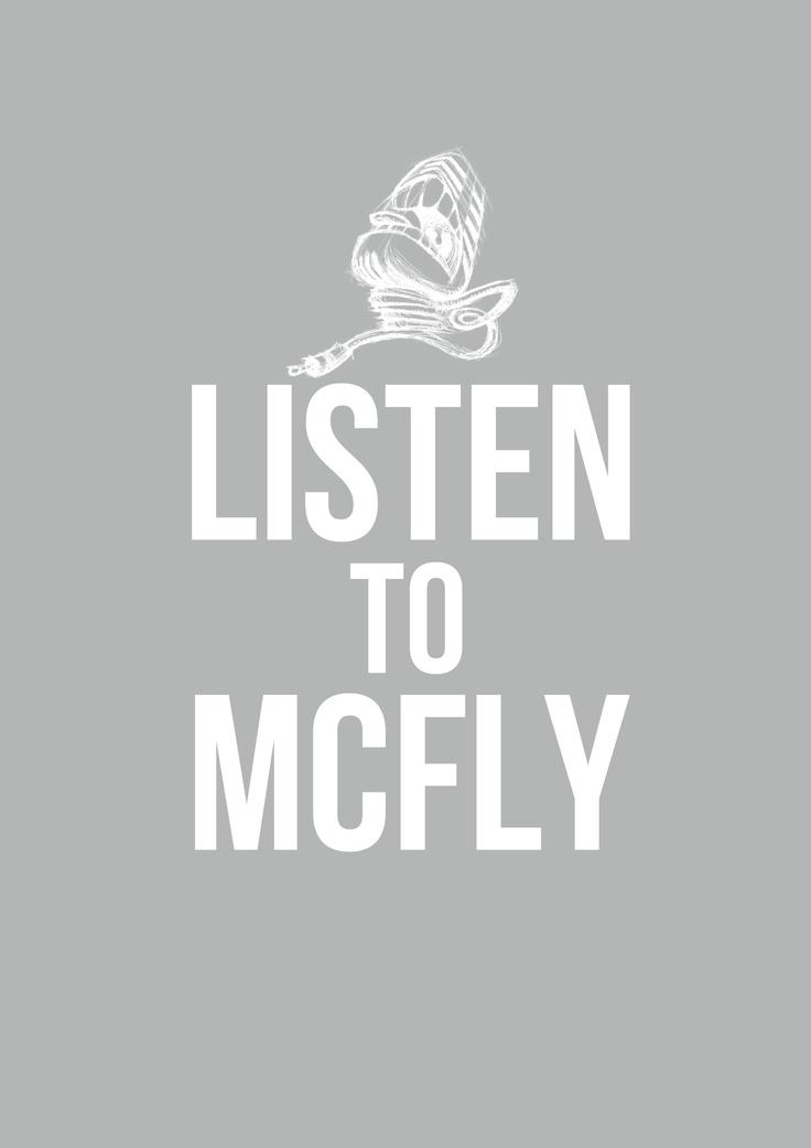 listen to mcfly