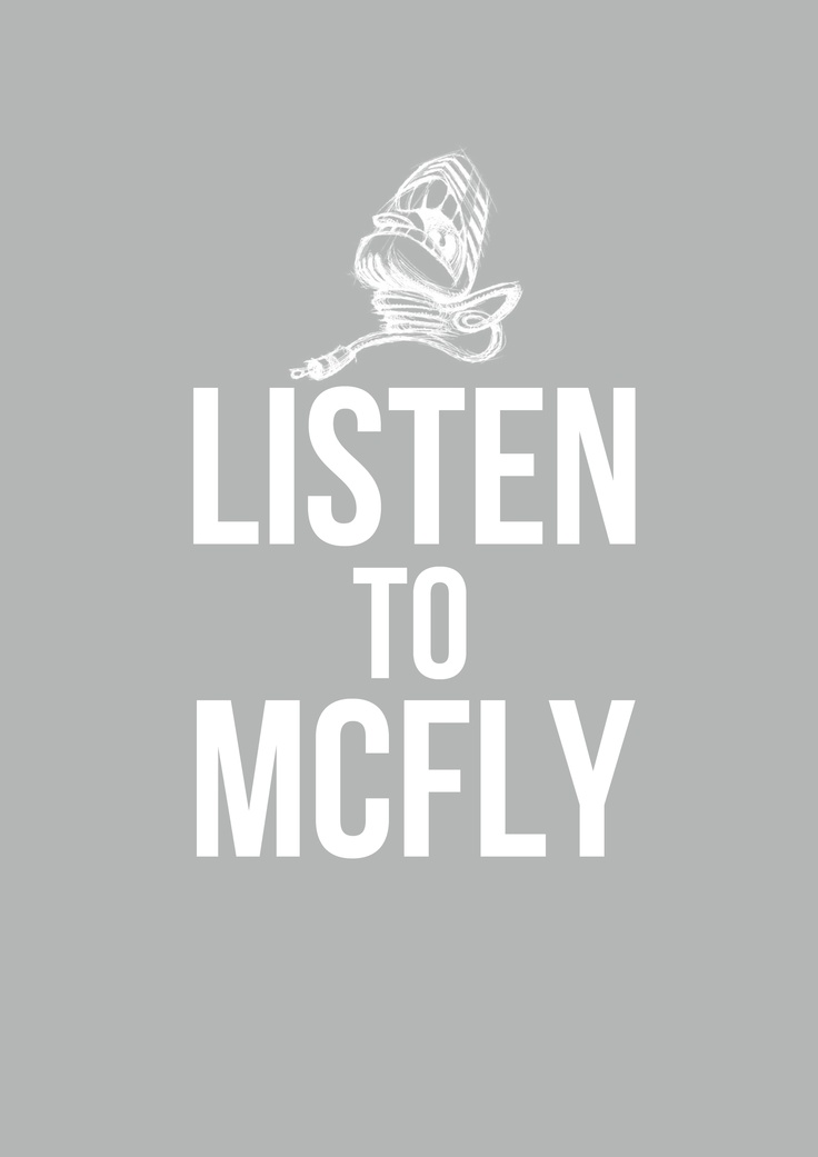 listen to mcfly