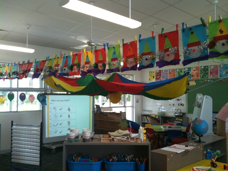 Our classroom.