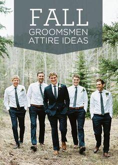 The 25+ best Fall groomsmen attire ideas on Pinterest | Fall ...