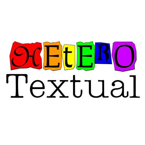 Heterotextual T-shirt (Unisex) | Dobrador Shopateria