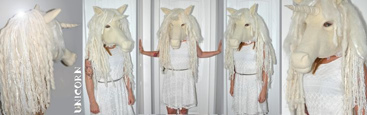 Unicorn Full Mask