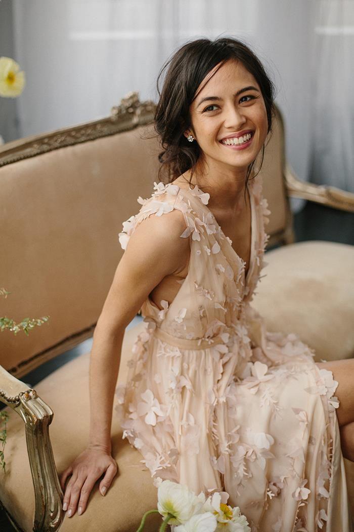Romantic Wedding Dresses from Alexandra Grecco - #spring #weddinggown #weddingideas