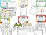 Early Multiplication Dice Games and Activities - This packet includes 6 dice games and other fun activities to help reinforce early multiplication skills.