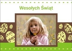 Fotokartka na Wielkanoc / Easter photocard