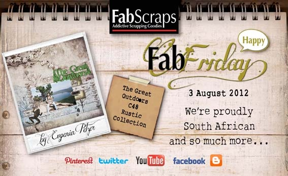 With Love From FabScraps: Proudly South African! http://www.facebook.com/pages/FabScraps/112579348780638